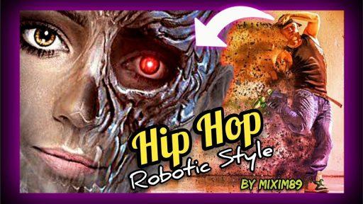 El mejor BAILE ROBOT del mundo ▶ (The Best Robot Dance in the World) by mixim89