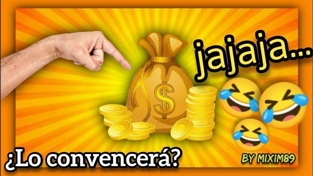 Videos o Cortos de Humor: El Negociador by mixim89