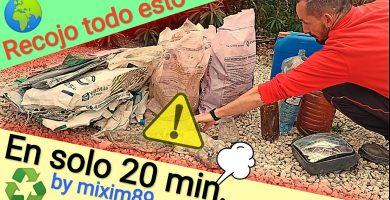 Agricultura contaminada stop plásticos microplásticos by mixim89