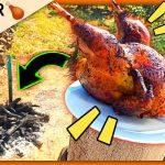 Construir Asador de Pollos económico pollo asado al fuego de leña by mixim89
