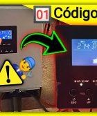 Como reparar avería codigo 01 paso a paso en inversores híbridos de kit solar de autoconsumo by mixim89