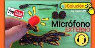 Micrófono externo para movil solucion micrófono corbatero solapero que no funciona by mixim89