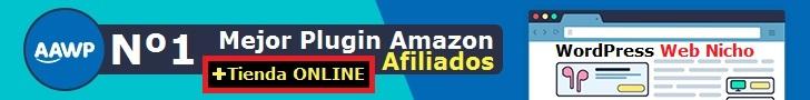 Ver precios Mejor plugin Amazon Afiliados AAWP by mixim89