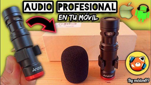 Mejor microfono externo sin cables para movil como instalar en android ios mas configuración lesser audio switch by mixim89