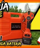 Avería de Tijeras de Poda a Batería ALIEXPRESS-AMAZON Que Solución me da el Fabricante by mixim89