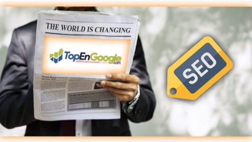 Comprar enlaces en periódico Funciona para el SEO