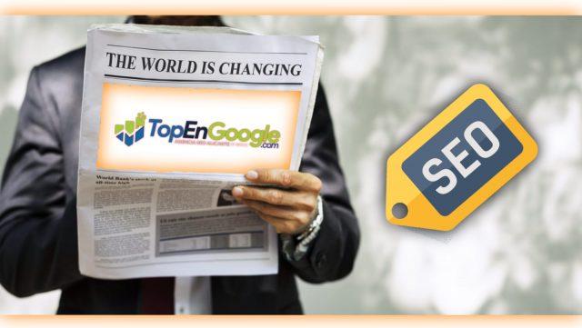 Comprar enlaces en periódico ¿Funciona para el SEO?
